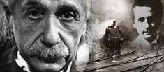 spettacolo taetrale su Einstein